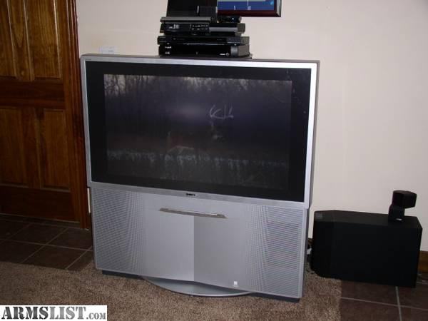 sony tv for sale. for sale: sony kp-51ws520 51-inch hi-scan 1080i hd-ready projection tv tv sale