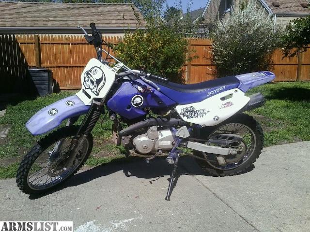 ARMSLIST For Sale Dirt bike 150cc