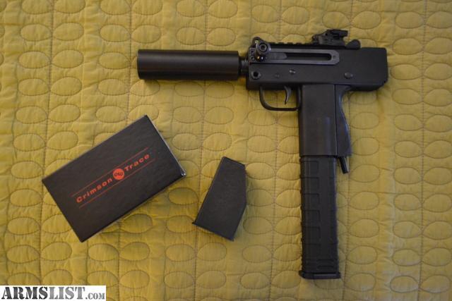 ARMSLIST - For Sale: MASTERPIECE ARMS MAC-10 9MM W/BARREL ...