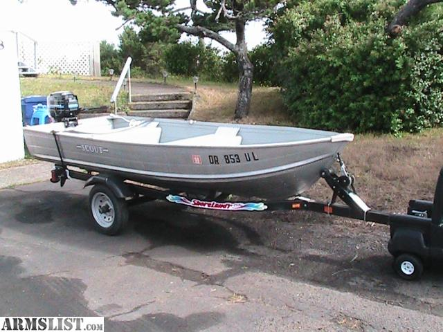 Armslist for sale trade 12ft aluminum boat motor trailer for Fishing jobs near me