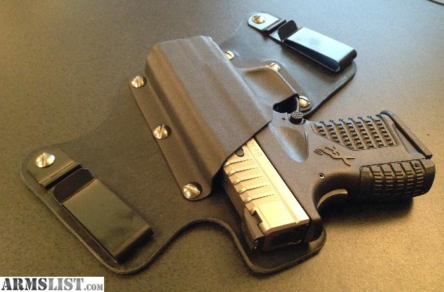 ARMSLIST - For Sale: Springfield XDs IWB OWB Holster