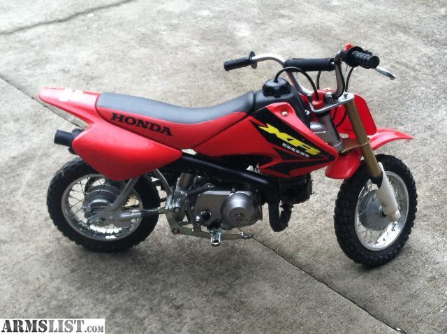 Armslist  Trade  2003 Honda Xr50