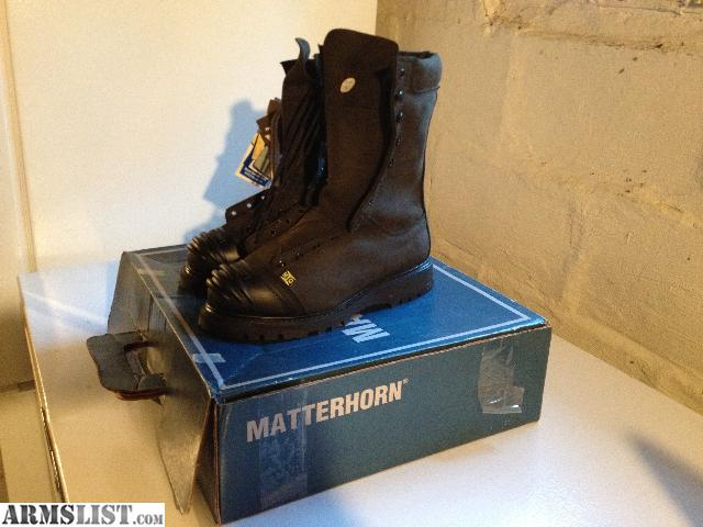 ARMSLIST - For Sale: Brand new, never worn men's Matterhorn ...