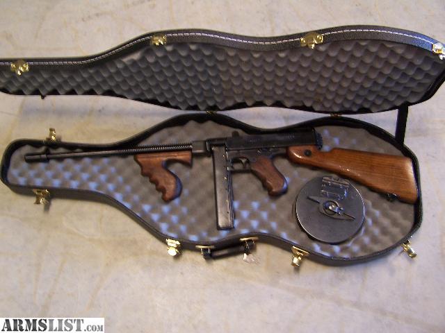 thompson machine gun for sale auto