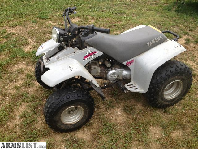 armslist for sale trade yamaha champ 100cc 4 wheeler. Black Bedroom Furniture Sets. Home Design Ideas