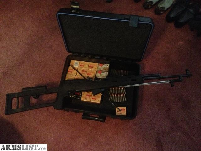 armslist for sale sks china norinco plus ammo and heavy. Black Bedroom Furniture Sets. Home Design Ideas