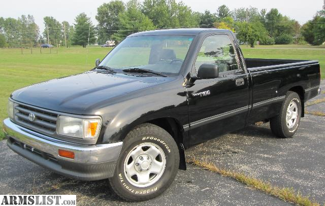 ARMSLIST - For Sale: 95 Toyota T100 Truck
