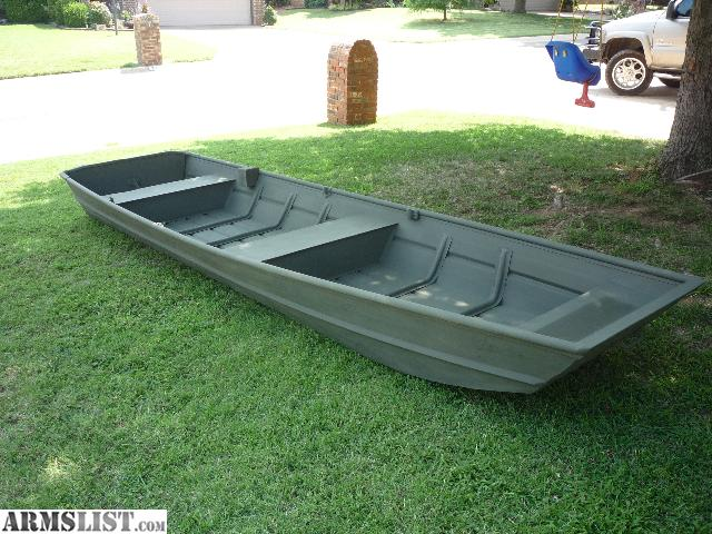 Armslist for trade 14ft flat bottom aluminum boat for Flat bottom fishing boats