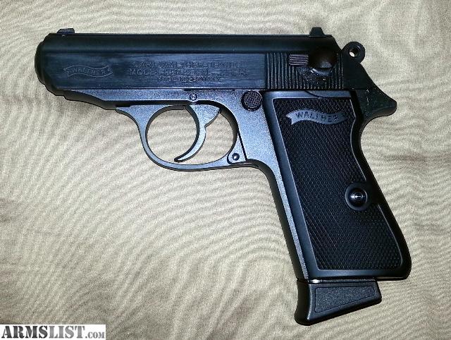 ARMSLIST - For Sale: Brand New James Bond Gun - Walther ...