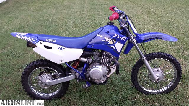Yamaha Ttr 125 Tuned Up