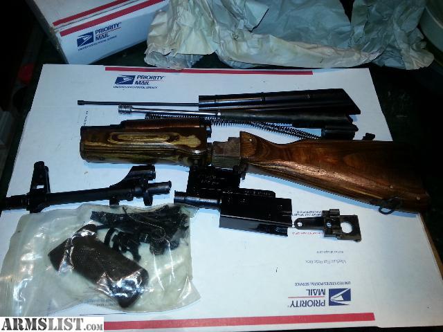 Armslist for sale egyptian maadi ak 47 parts kit arabic
