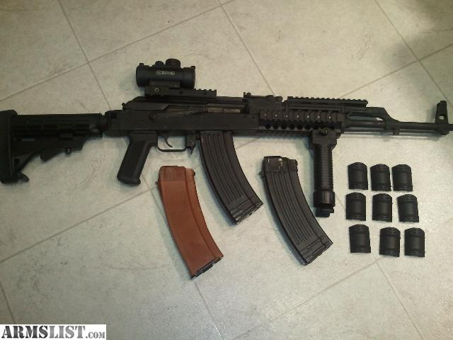 ARMSLIST - For Sale/Trade: Tactical ak-74