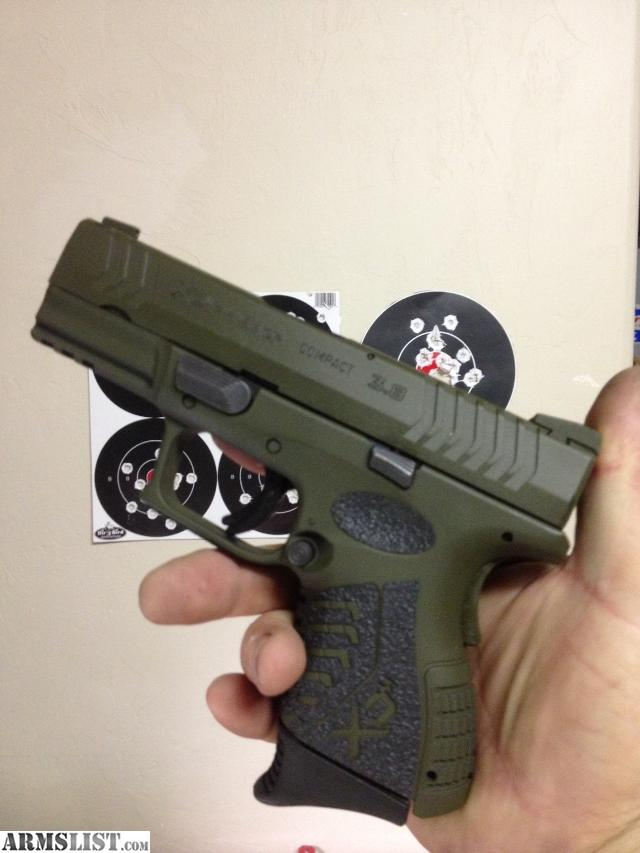 Armslist For Sale Xdm 45 Compact 3 8 Od Green 600 Obo