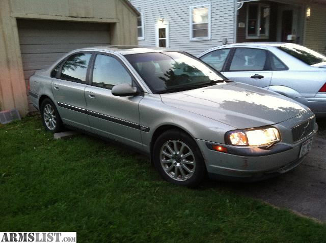 armslist for sale trade repairable 1999 volvo s80 t6 needs transmission. Black Bedroom Furniture Sets. Home Design Ideas