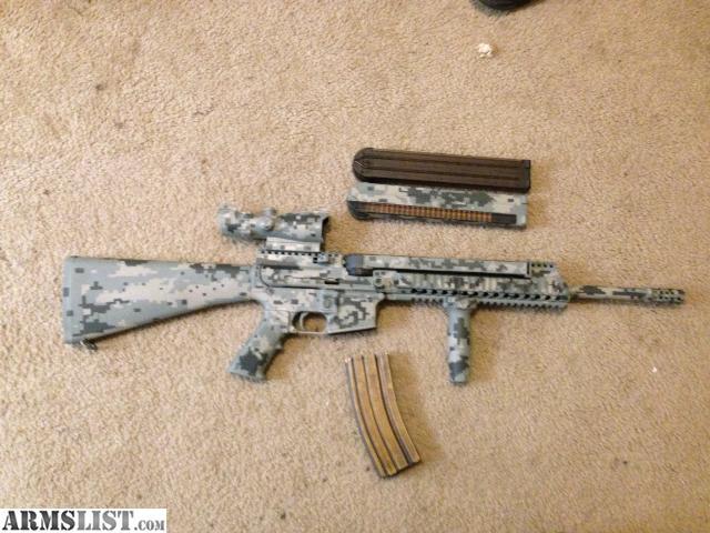 AR-15. AR-57 AR-57 AR-15 RIFLE 5.7X28. NEW For Sale at GunAuction ...