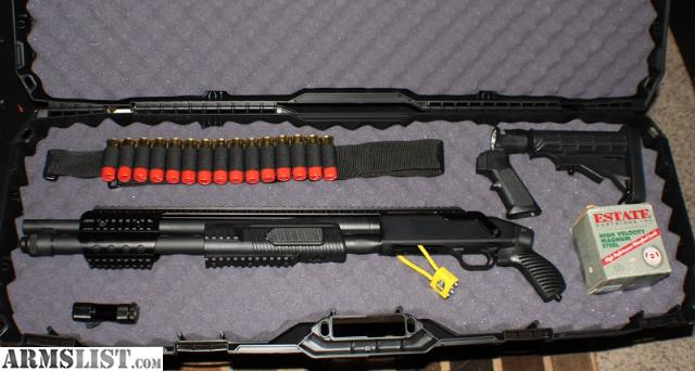 Pictures of Mossberg 590 Flex Tactical - #rock-cafe