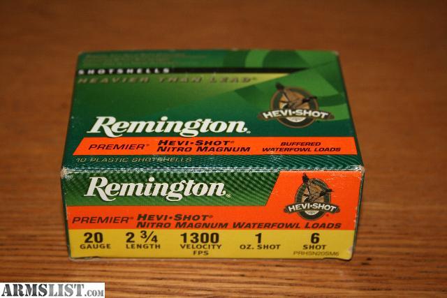 Remington Hevi-shot Related Keywords & Suggestions - Remington Hevi