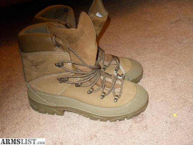 ARMSLIST - For Sale: NEW!!! Danner Mens ICH Military Leather Boot ...