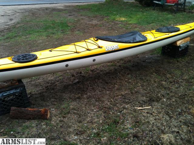 Armslist for sale dagger fiberglass kayak for Used fishing kayak sale