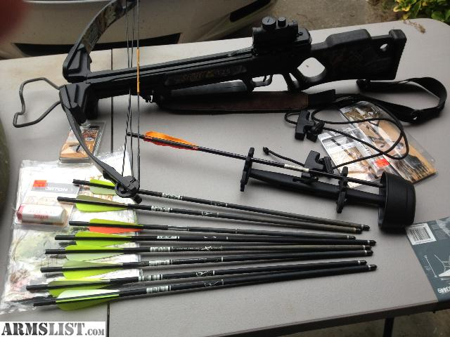 Armslist For Sale Horton Scout 125 Hd Crossbow With