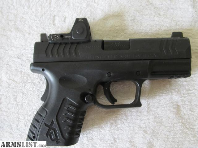 Armslist For Sale Trade Springfield Armory Xd M 9mm