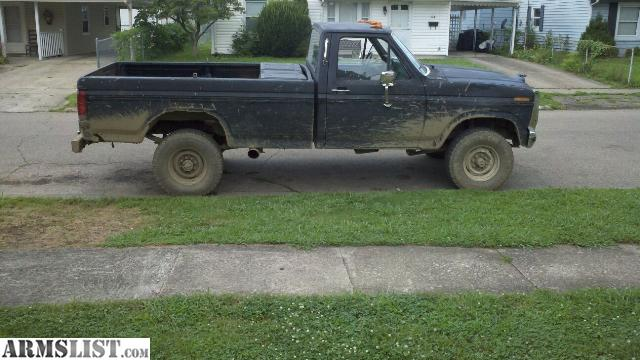 ARMSLIST For Sale 1988 f250 4x4 Diesel