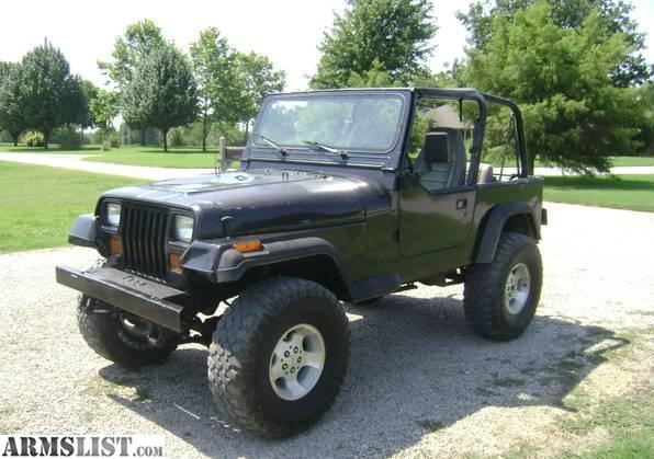 armslist for sale 1994 jeep wrangler 5 5 lift no cheesy body lift or shackle lift. Black Bedroom Furniture Sets. Home Design Ideas