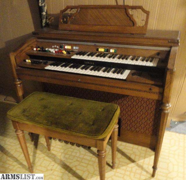 Armslist for sale trade yamaha electone organ for Yamaha electone organ models