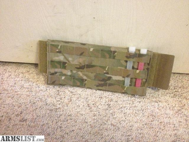 ARMSLIST - For Sale: Plate carrier setup WITH armor