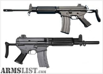 ARMSLIST - Want To Buy: Daewoo K1A or AR110C