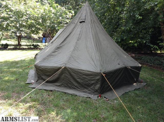 For Sale M 1950 Army Tent & M1950 Army Tent u0026 View Larger