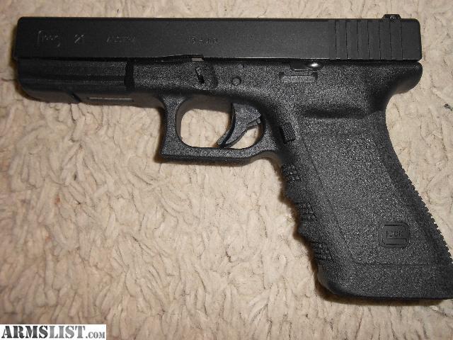 ARMSLIST - For Sale: Glock 21sf Custom
