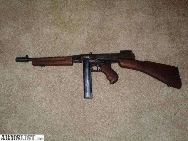 machine gun kits