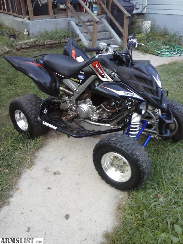 Armslist for sale 2008 yamaha raptor 700r special edition for Yamaha raptor 700r for sale