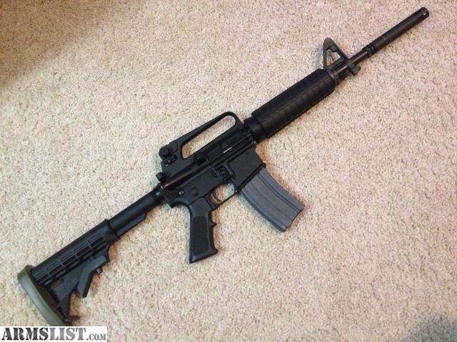 ARMSLIST - For Sale: AR-15 Olympic Arms