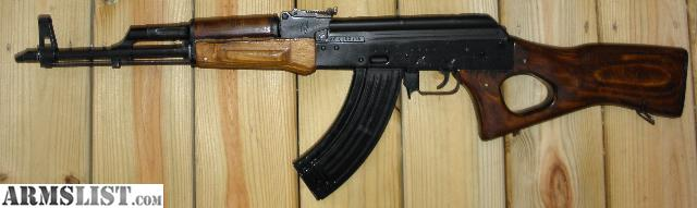 Armslist for sale egyptian maadi post ban ak47 intracis is not the model with the turned down barrel threads it was threaded from the factoryso has all the import marks as seen in pics altavistaventures Image collections