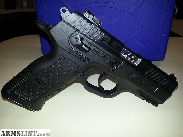 For Sale: EAA SARK2P 9mm Pistol