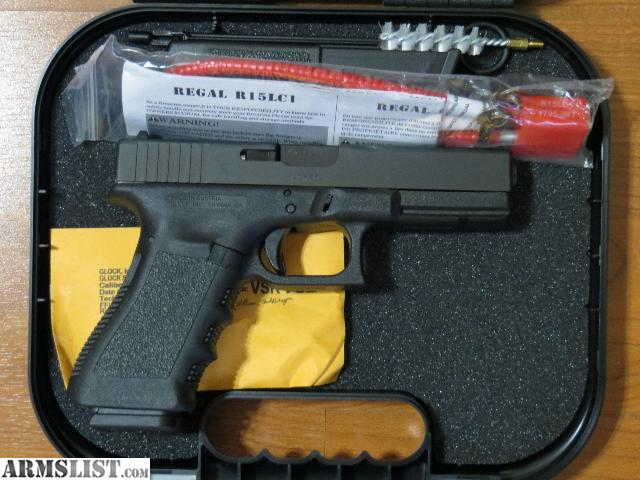 armslist for sale new in box gen 3 glock 22 40 s w 2 15 round rh armslist com glock 22 cleaning manual glock 22 manual safety
