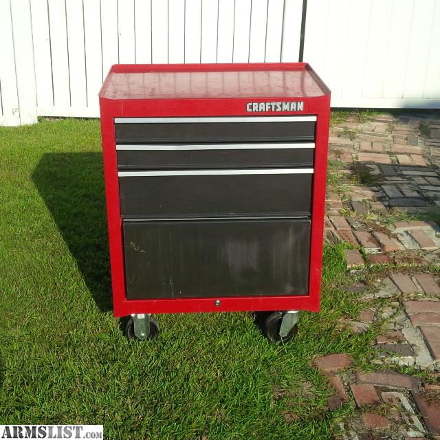 ARMSLIST - For Sale: Craftsman TOOLBOX TOOL CHEST TOOL BOX - 8 ...