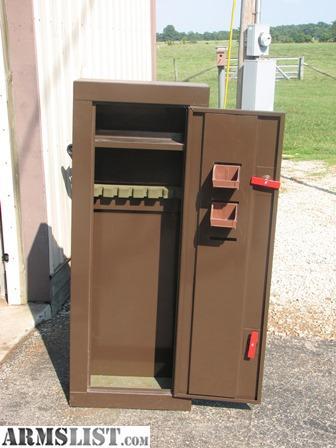 ARMSLIST - For Sale: Homak 8 Gun Safe