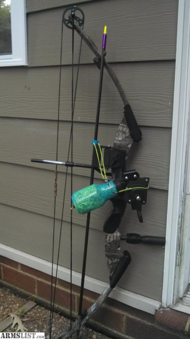 armslist for sale compound bow for fishing