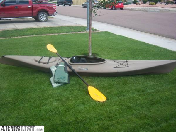 Armslist for sale kayak manteo by wilderness systems for Wilderness systems fishing kayaks