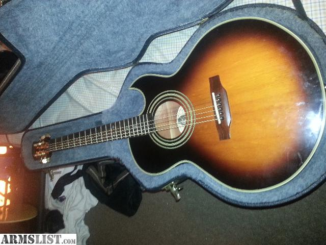 armslist for trade 39 92 epiphone gibson pr5e vs acoustic electric guitar with hardshell case. Black Bedroom Furniture Sets. Home Design Ideas