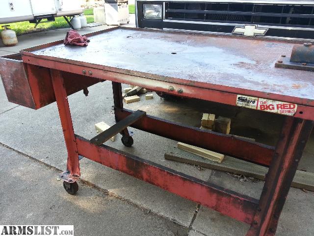 Armslist For Sale Transmission Heavy Duty Work Bench