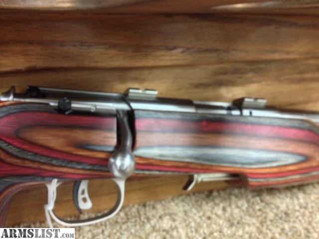 Armslist for sale savage 93r17 laminated thumbhole stock ss for sale savage 93r17 laminated thumbhole stock ss spiral fluted barrel 17hmr sciox Images