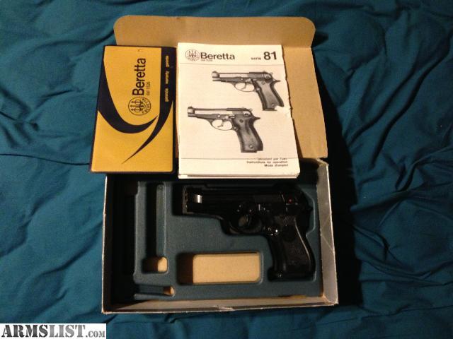 Beretta 84bb manual