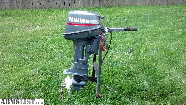 Armslist for sale 6 hp yamaha outboard motor like new for Yamaha 100 hp outboard for sale