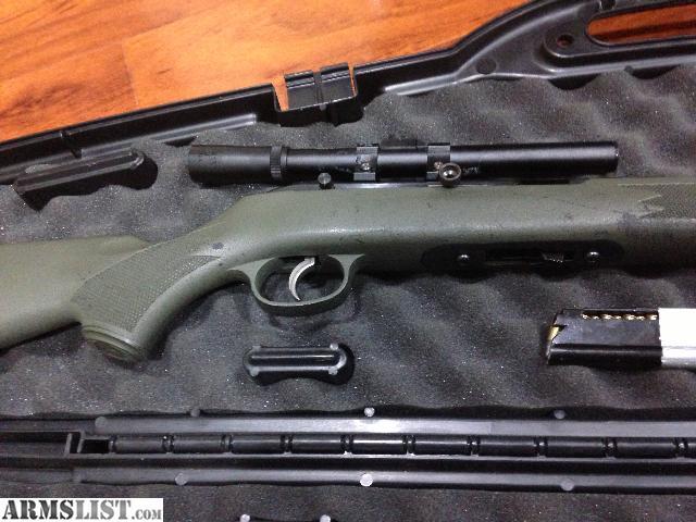 Ружье Savage 64fxp 22lr Плс