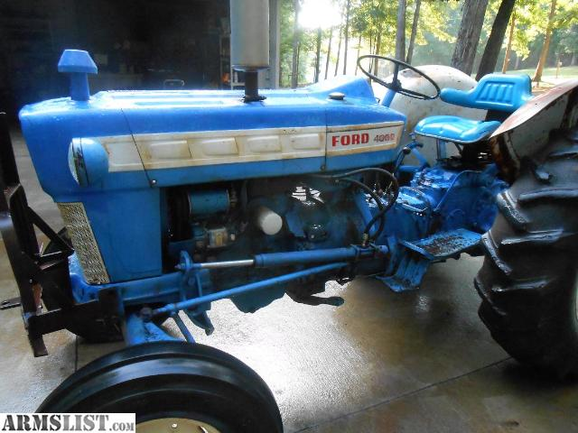 Ford 640 Tractor Parts