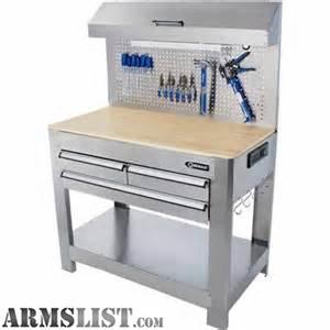 Armslist For Trade Kobalt Ss Lighted Work Bench